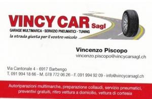 Vincy car